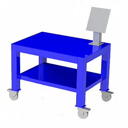 Laboratory tables and stands
